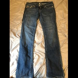 Boot cut True Religion Jeans Size 28R